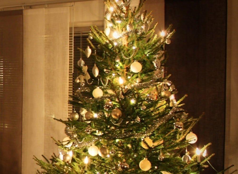 Juletræslys